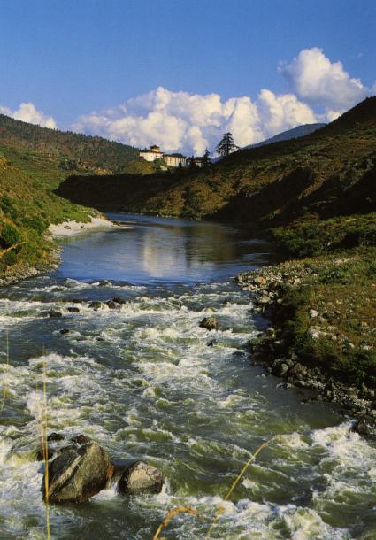 Wangdiphodrang_dzong__Bhutan.jpg - кликните, чтобы открыть увеличенную картинку
